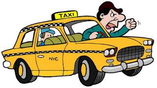 Taksi Sebagai Transportasi Umum