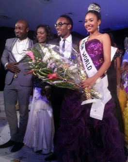 Nigeria's Most Beautiful 2013