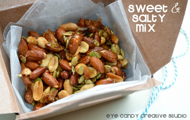 father's day treat idea, gift idea for father's day, almonds, seeds