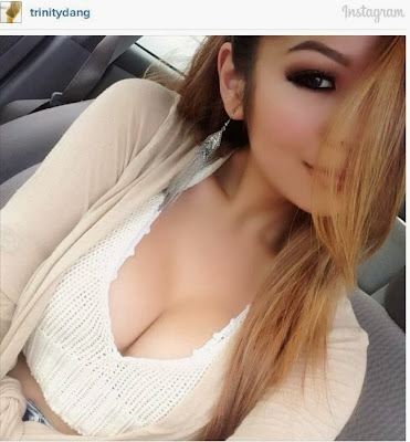 11 Foto Bugil Gadis Seksi Instagram Paling Hot
