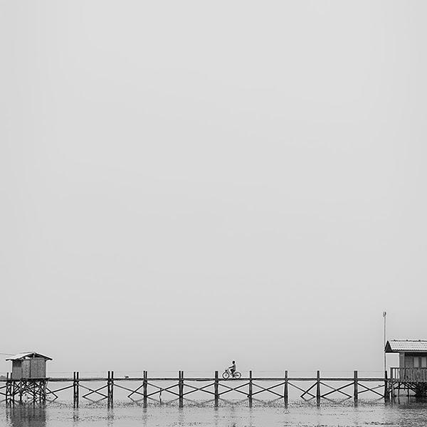 Amazing black white photo