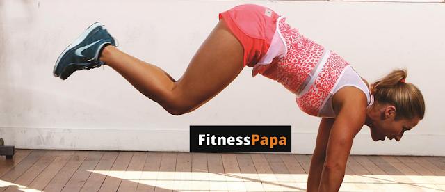 fitnesspapa logo pics founder startup