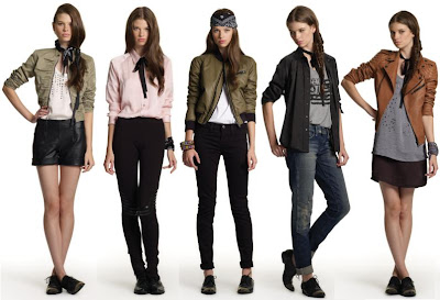 rock n style what to wear to school
