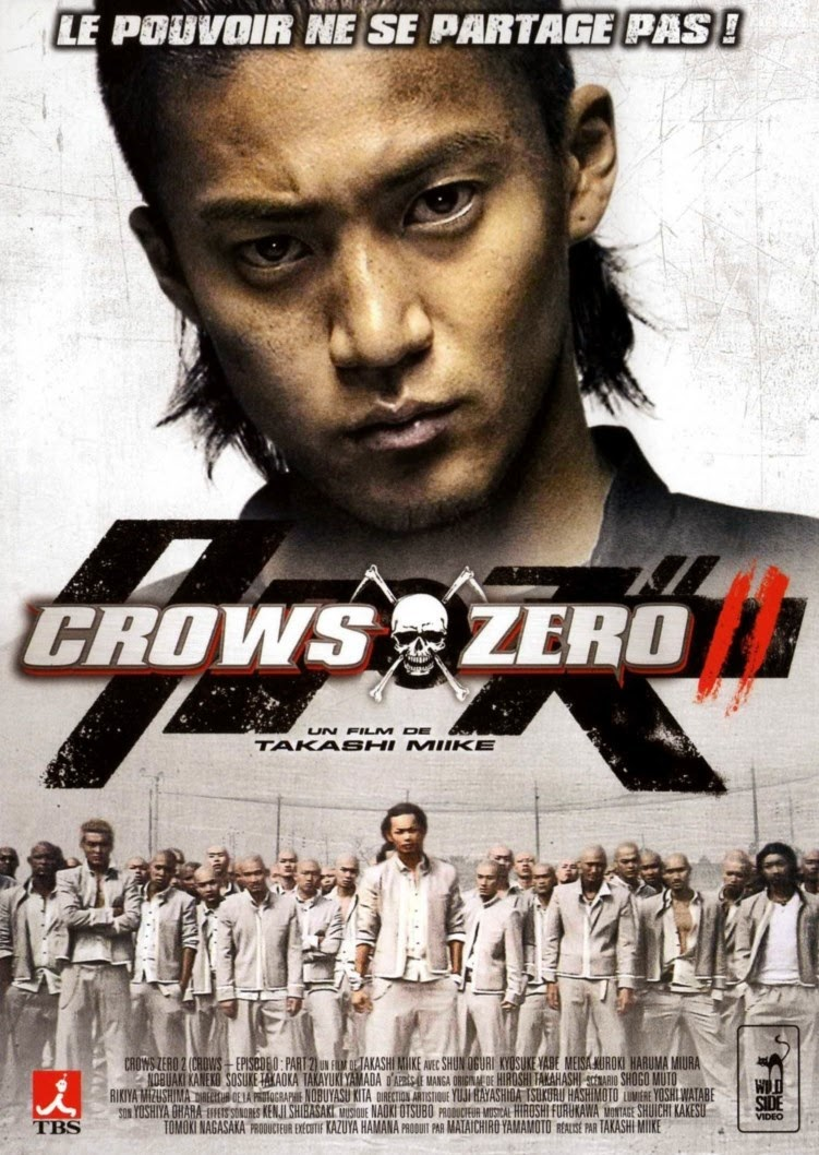 Crows Zero II (2009) 720p BRRip