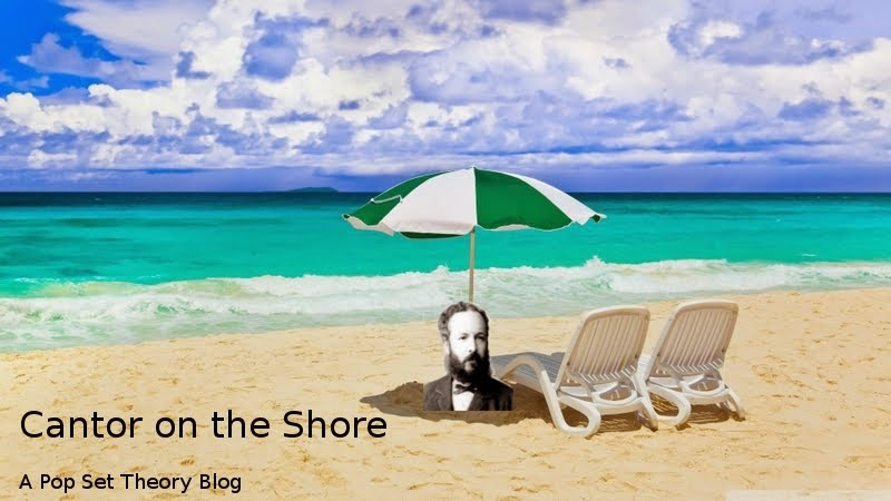 Cantor on the Shore