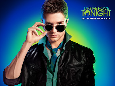 Topher Grace in Take Me Home Tonight Wallpaper