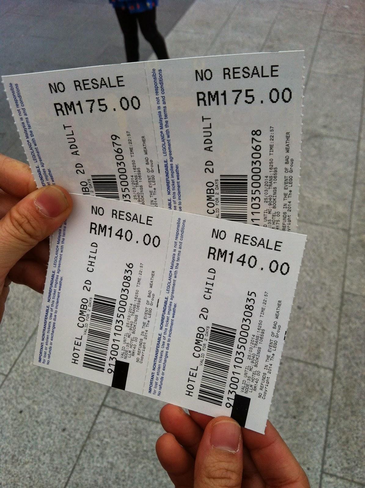 Mummy Zizou Zara Legoland Hotel Jb Kami Datang 1st Day Tiket 01 Malaysia Combo Theme Park Water Anak 3 11 Kalau Duduk Di Bole Dapat Keistimewaan Lebih Murah