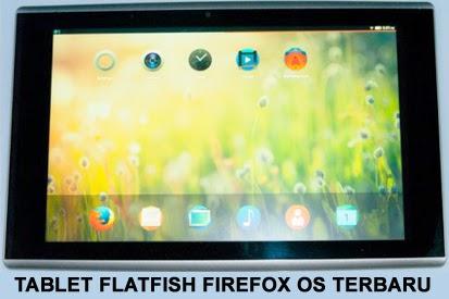 Tablet Firefox OS
