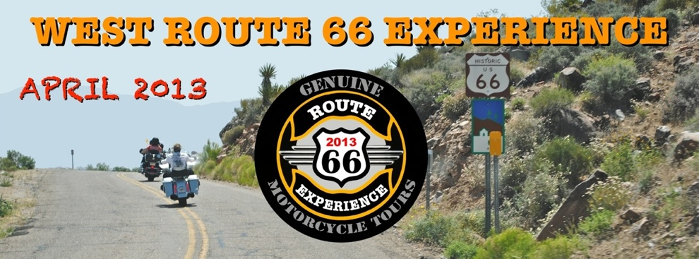 WEST ROUTE 66 EXPERIENCE 2013