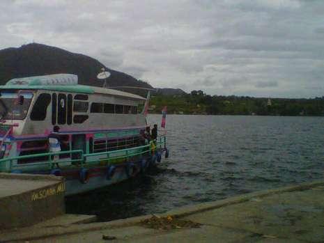 Danau Toba Penuh Wisatawan, Polisi Bersiaga 24 jam