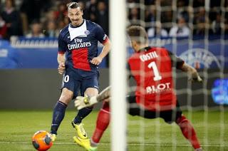 Psg - Rennes 1-2 Maçı özeti