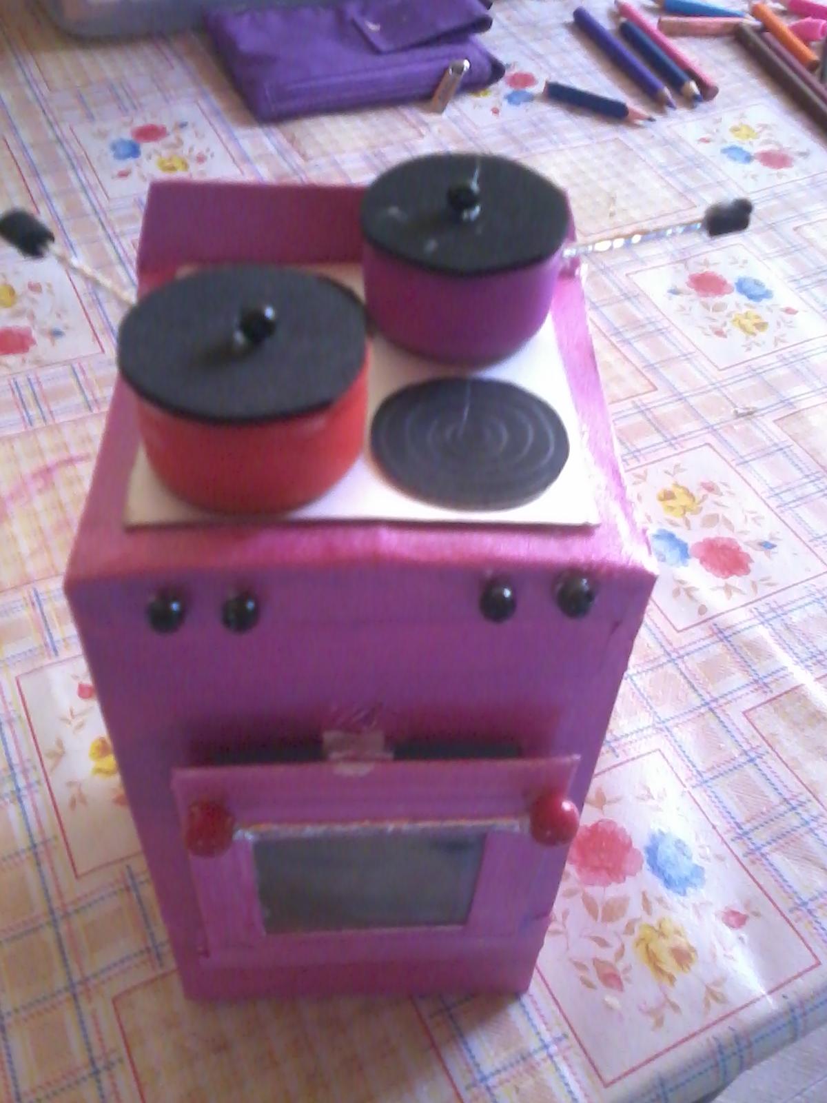 Algo tengo que hacer cocina para barbie - Material de cocina ...