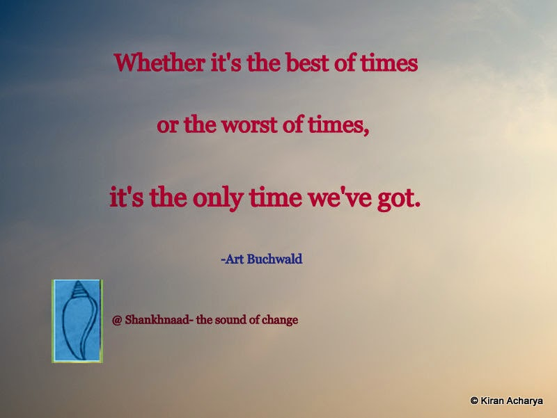 Quotes on time- 8
