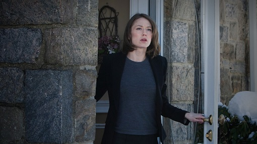 Carrie Coon en The Leftovers