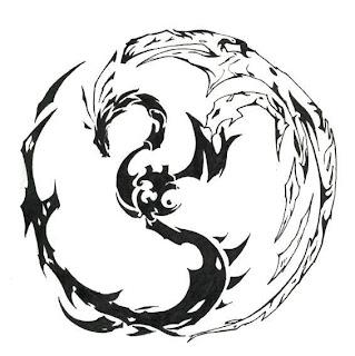 dragon tattoos, tattooing