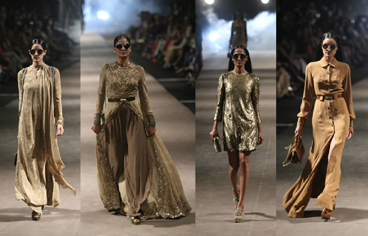Sabyasachi Mukherjee - Big Love, Lakme Summer/Resort 2015 Fashion show