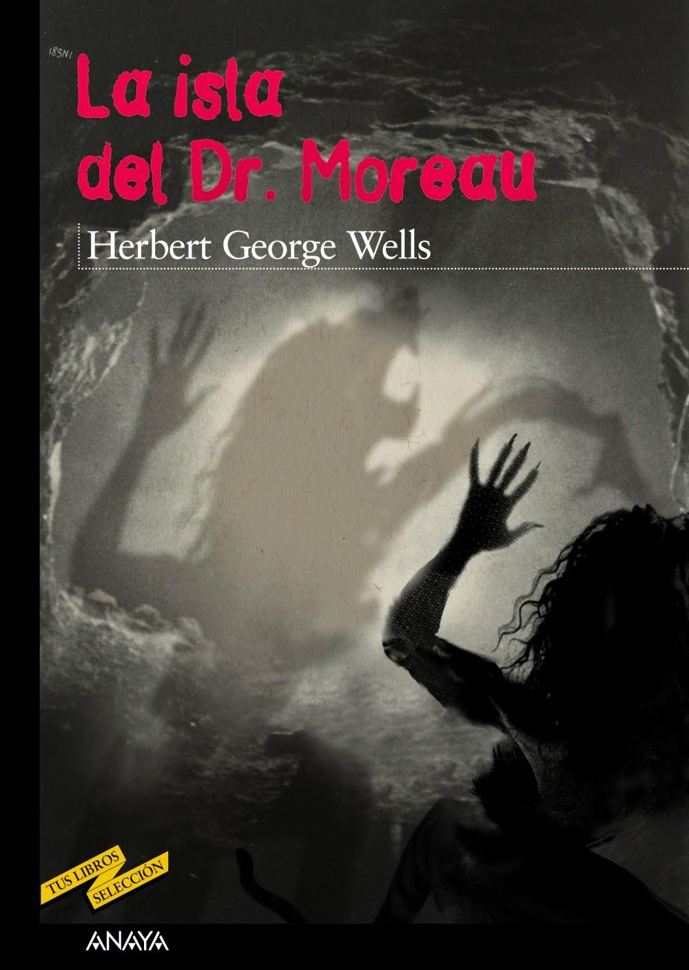 la-isla-del-dr-moreau-hg-wells