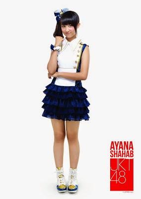 Foto dan Biodata JKT48 Ayana Shahab