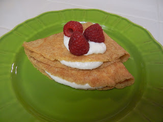 Raspberry+and+Cream+Spelt+No+Sugar+Added+Crepes Weight Loss Recipes A day in my pouch