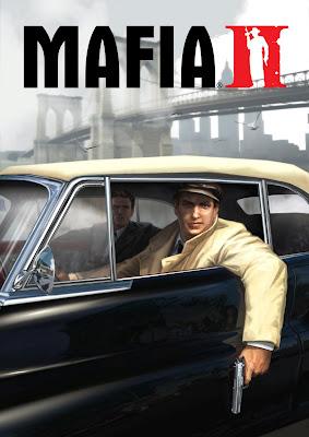 Mafia II boys in a car