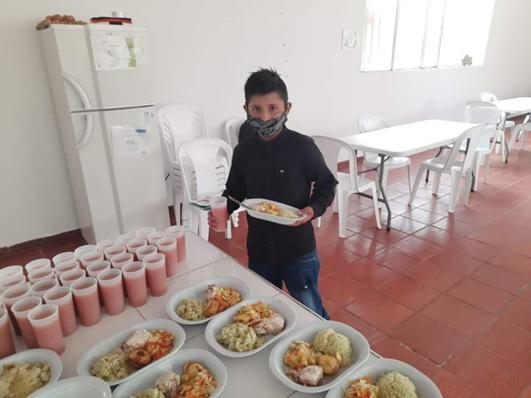 Gobernador y diputados de Boyacá aseguran recursos para suministrar alimentación a los niños del departamento en 2022