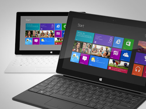 tablet surface masuk indonesia, tablet windows 8 terbaru, gambar tablet pc windows 8
