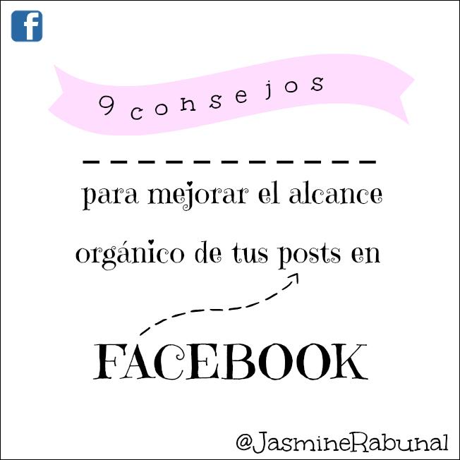 9 consejos para Facebook: cómo mejorar el alcance orgánico de tus posts. Visita www.forarealwoman.com  #blogger #moda #socialmedia