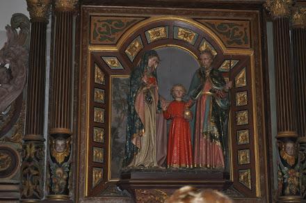 La Sainte Famille (1 clic)