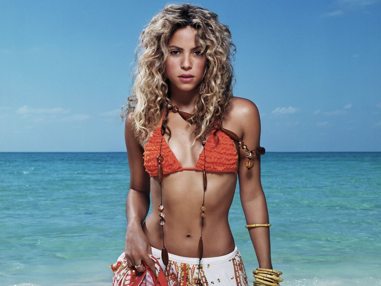 Understand you. Shakira hot bikini not