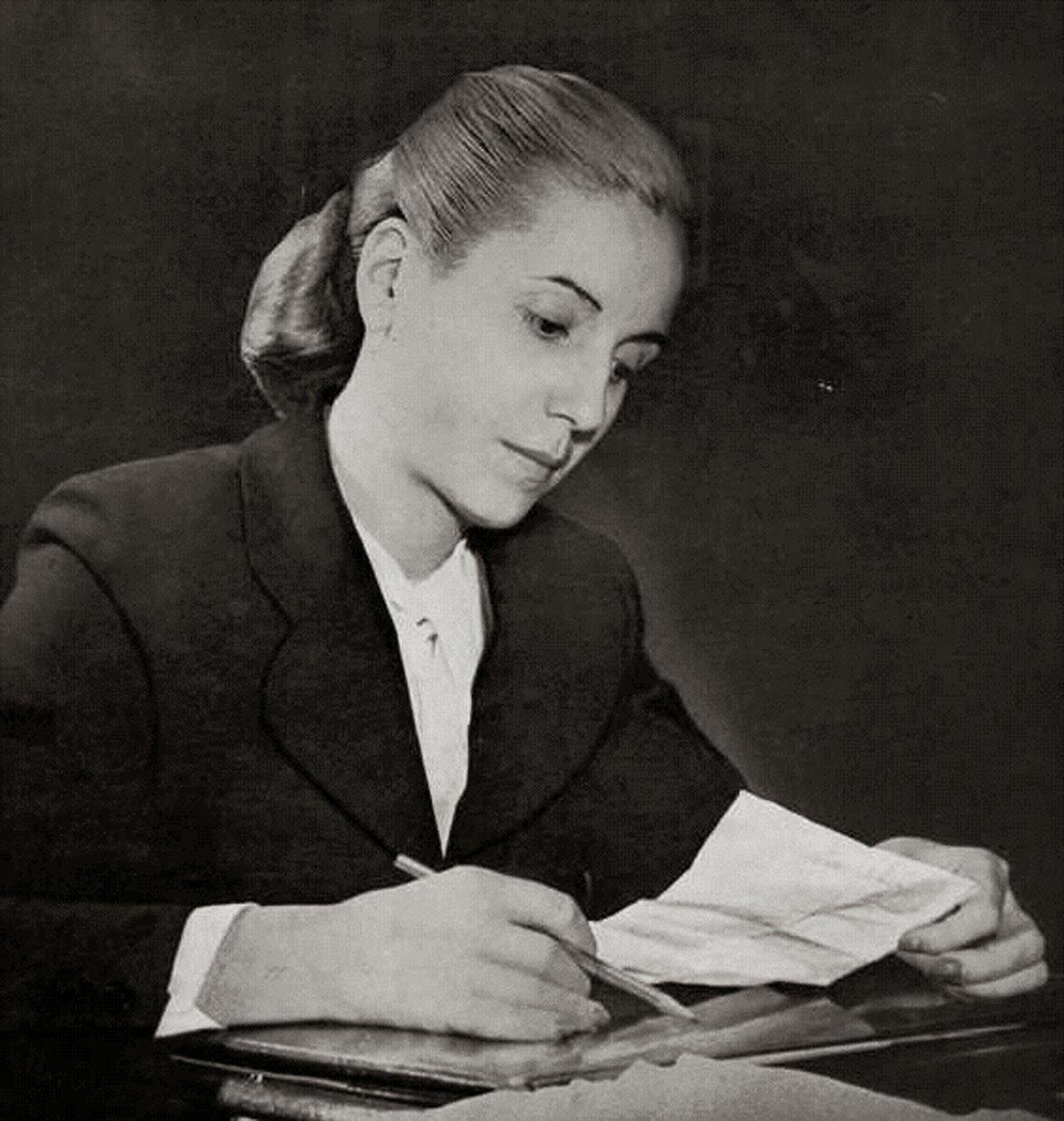 Eva per0f3n biography of evita first lady of argentina