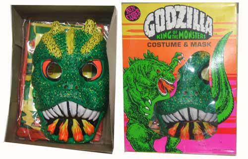 a godizilla costume pack