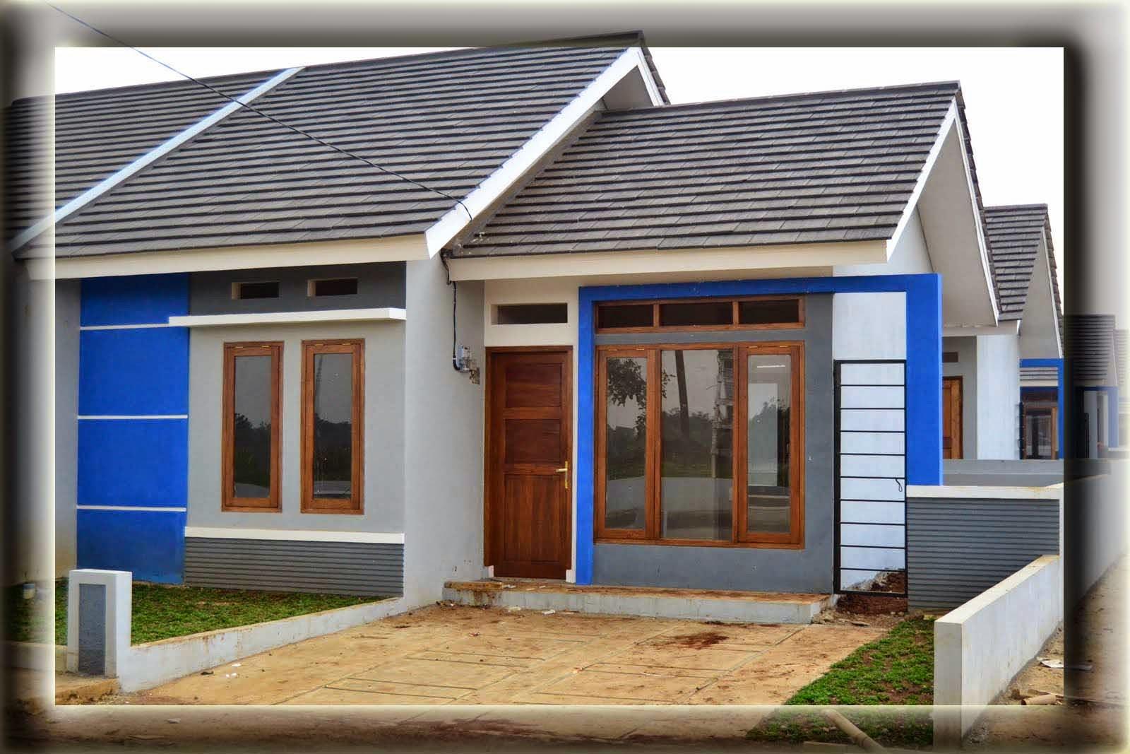 Rumah Dijual Lebih Luas Di Type 36 72 Tanpa Uang Muka Rumah Contoh