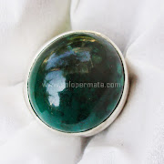 Cincin Batu Permata Bacan Doko Kristal - SP567