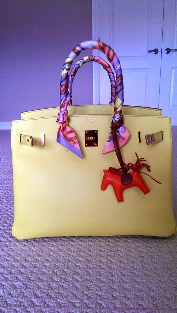 birkin bags sale - Bringing Home The Birkin: Twilly's & Scarves Wrapped Around ...