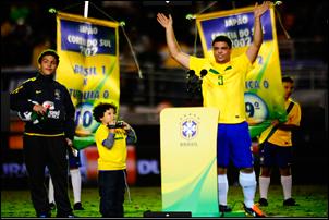 Crítica. Ronaldo se despede da Seleção e deixa um vazio em campo.