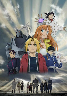 capa Download – Fullmetal Alchemist: The Sacred Star of Milos – HDTV Legendado