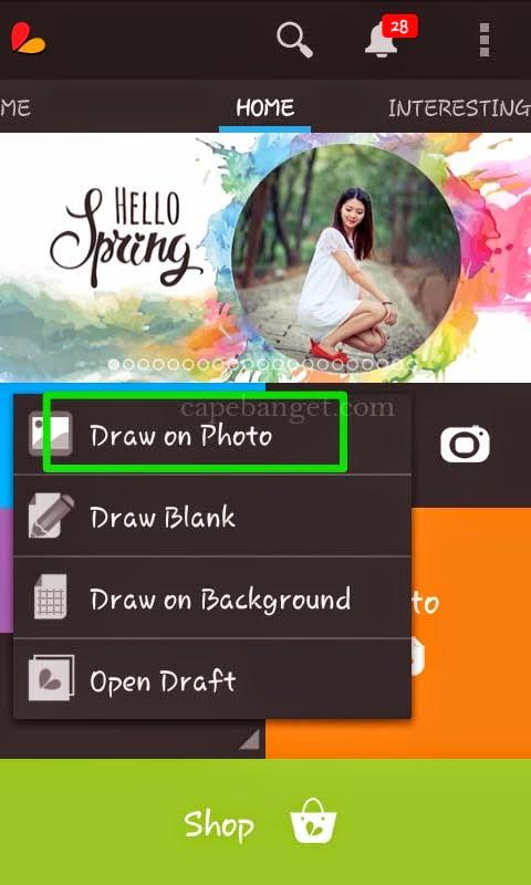 Tutorial cara membuat Instagram In Hand dengan PicsArt