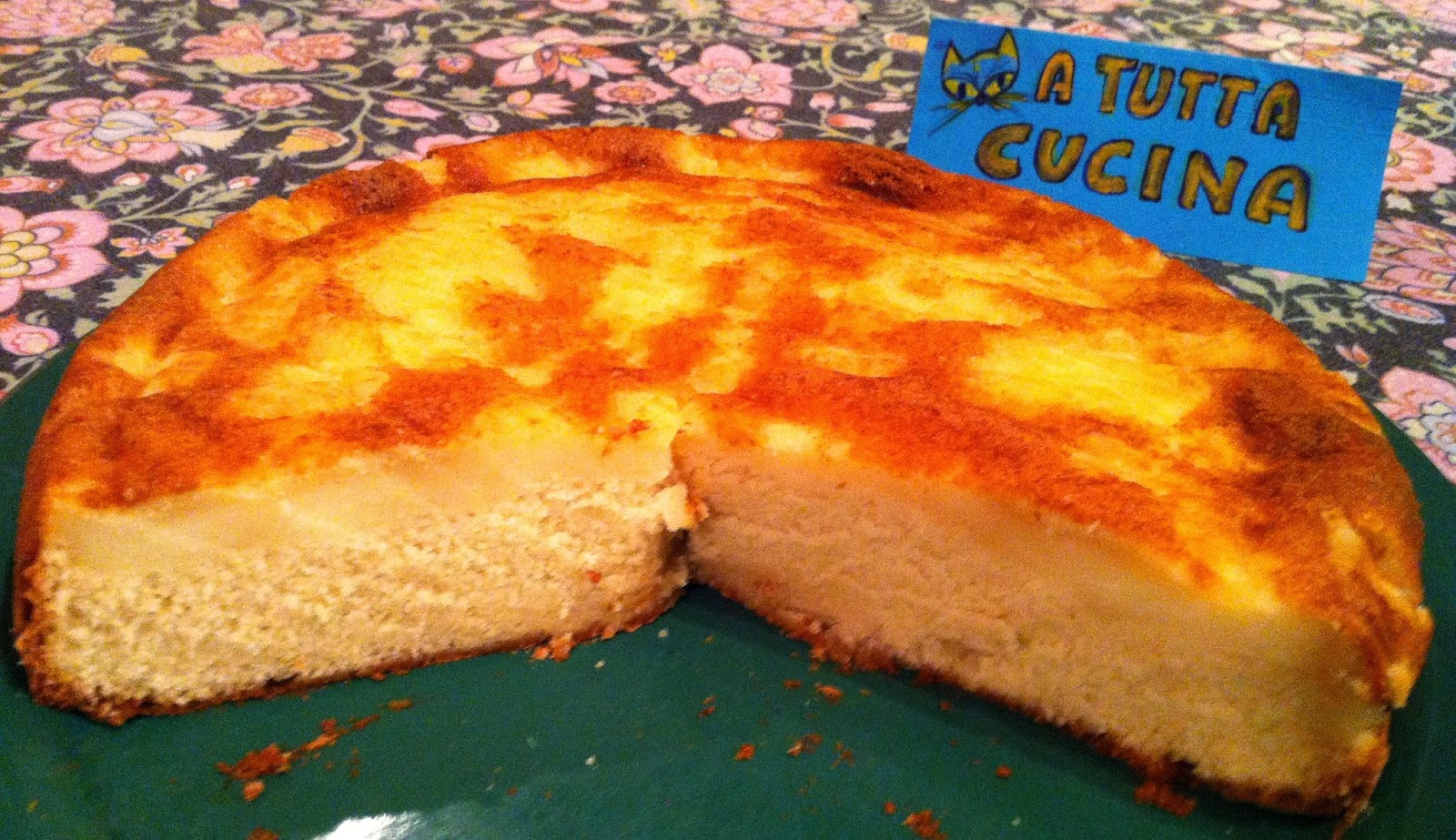 Ricetta torta di zucca con latte condensato