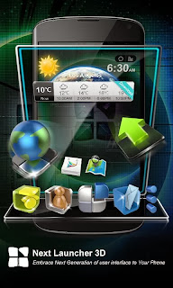 Next Launcher 3D v2.08