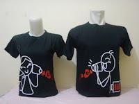 Lemari Cinta - Kaos Couple