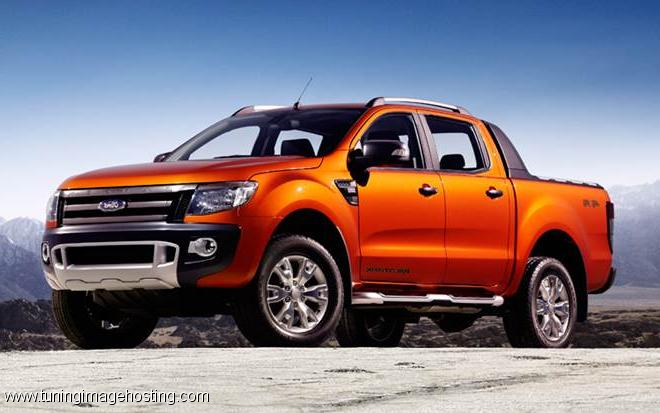 ford fiesta rs 2015 - Ford Ranger 2015