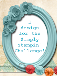 Simply Stampin' challenge blog
