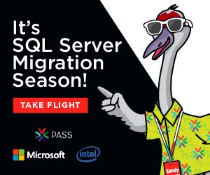 Baltimore's SQL Migration Tour