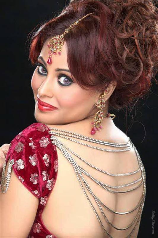 Loveleena Tetarbe  Spicy Glamour Shoot unseen pics