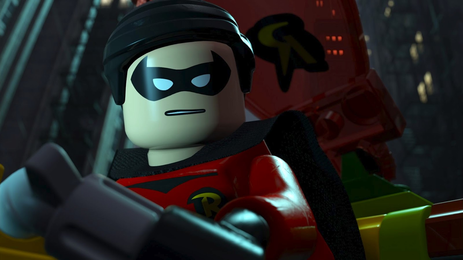 Robin chases Catwoman as LEGO Batman: The Movie – DC ...