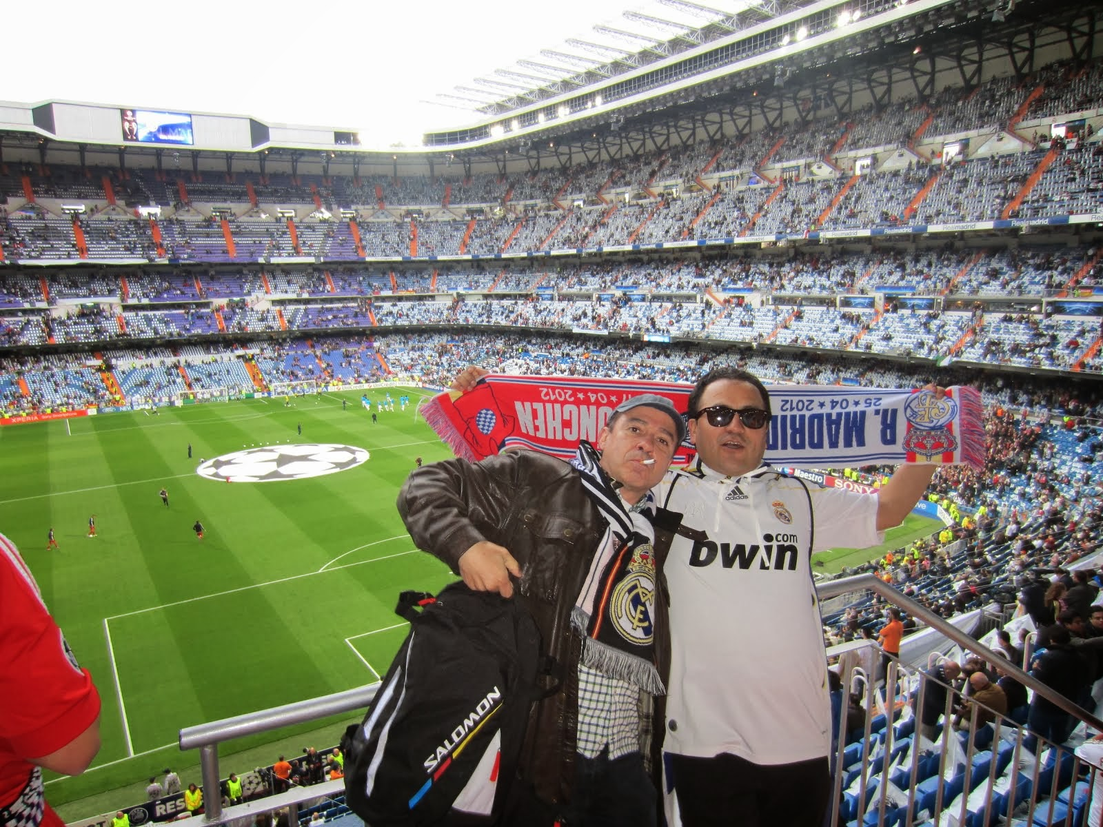 REAL MADRID  BAYER MUNICH