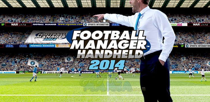 Football Manager Handheld 2014 v5.1.1 [APK] [Android] [UL]