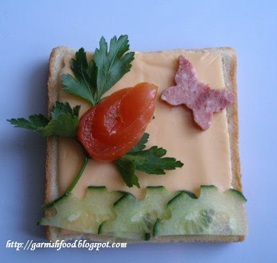 cute sandwiches for children
