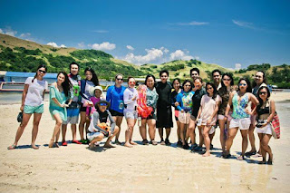 JUST RECENTLY: BPs in Explore Caramoan