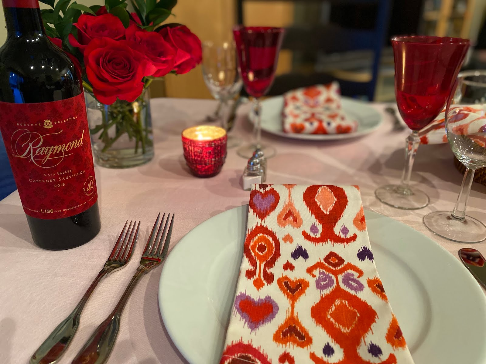 A Valentine's Supper with the Other Woman